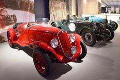FIAT 508 Balilla sport, år 1933 Royaltyfria Bilder