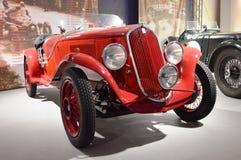 FIAT 508 Balilla sport, år 1933 Royaltyfri Fotografi