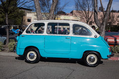 Fiat 600 Stock Photography