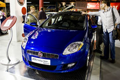 Fiat Bravo - 5 Door Hatch - MPH Stock Photography
