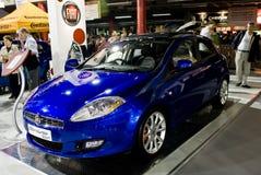 Fiat Bravo - het Broedsel van 5 Deur - MPU Royalty-vrije Stock Afbeelding