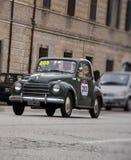 FIAT 500 C Topolino 1951 Royalty-vrije Stock Foto's