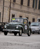FIAT 500 C Topolino 1951 Royalty Free Stock Photos