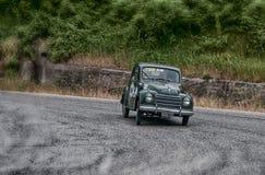 FIAT  500 C Topolino  1951 Stock Photo