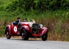 FIAT 514 CA-Spinsport 1931 Royalty-vrije Stock Afbeeldingen
