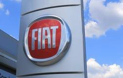 Fiat Royalty Free Stock Image