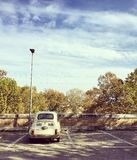 Fiat 500 Royalty Free Stock Images