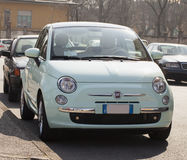 Fiat 500 Royalty Free Stock Photos