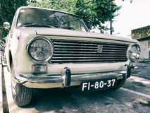 Fiat 124 Stock Photography