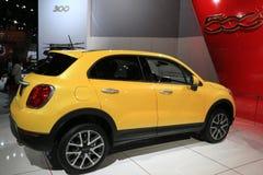 Fiat consumer car at the NAIAS Stock Images