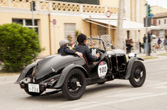 FIAT 508 CS Mille Miglia  Stock Photography