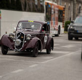 FIAT 508 CS-MM.berlinetta 1935 Royalty-vrije Stock Afbeelding