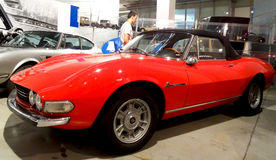 Fiat 2400 Dino Spider Royalty Free Stock Photography