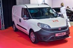 Fiat Doblo Royalty Free Stock Images