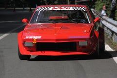 Fiat x1/9 dodatku specjalnego grupa Zdjęcia Royalty Free