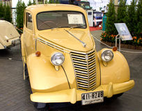Fiat 1100E 1300 cc On Display. Stock Photography