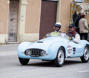 FIAT 500 een Sport 1938 Royalty-vrije Stock Afbeeldingen