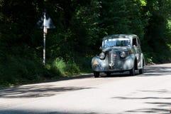 FIAT 1100 EURO 1952 Royalty-vrije Stock Afbeelding