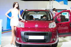 Fiat Fiorino Stock Fotografie