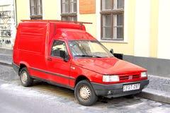 Fiat Fiorino Stock Photo