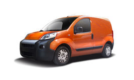 Fiat Fiorino Royalty Free Stock Photos