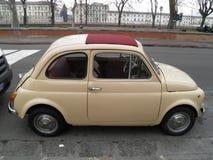 Fiat 500 Royalty Free Stock Photo