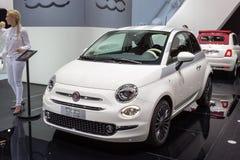2015 Fiat 500 Stock Photo