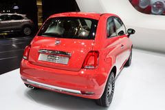 2015 Fiat 500 Royalty Free Stock Images