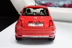 2015 Fiat 500 Royalty Free Stock Photos