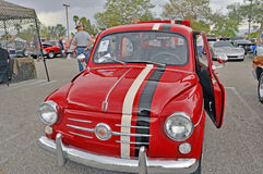 Fiat 600 Royalty Free Stock Image