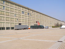 Fiat Lingotto factory, Torino, Turin Royalty Free Stock Images