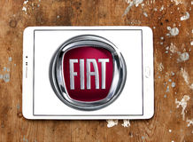 Fiat logo Royalty Free Stock Image