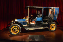 Fiat mod 24/40HP przy Museo Nazionale dell'Automobile Fotografia Stock