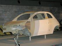 Fiat modela, exhibido en el Museo Nacional de coches fotografía de archivo libre de regalías