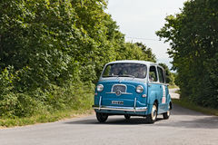 Fiat 600 Multipla Stock Images