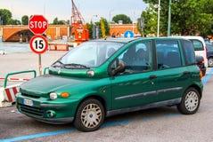 Fiat Multipla Stock Image