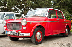 Fiat old car Royalty Free Stock Photography