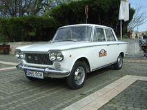 Fiat 1300 Royalty Free Stock Image