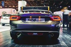 2016 Fiat 124 pająk Obraz Stock