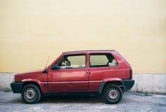 Fiat Panda Royaltyfria Foton