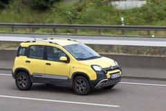 Fiat Panda Cross Stock Photo