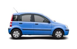 Fiat Panda Royalty Free Stock Images