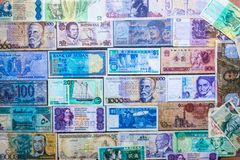 Money Currency Fiat History Royalty Free Stock Images