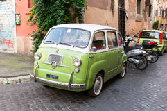Fiat 600 Stock Photos
