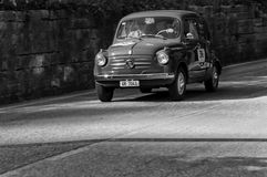FIAT 600 1955 Royalty Free Stock Image