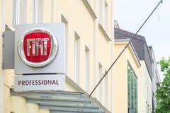 Fiat Professional Stock Photos