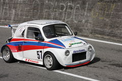 Fiat 500 prototype Stock Photo