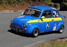 Fiat 500 prototype Stock Photos