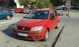 Fiat Punto Stock Photography