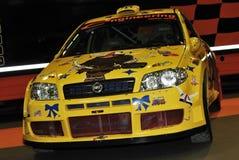 Fiat punto rally kit Stock Image